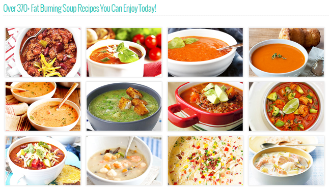 Diet Soup for Weight Loss